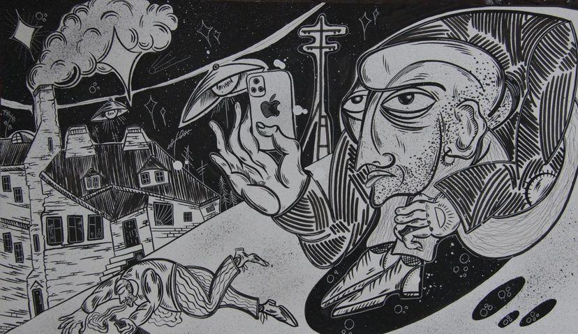 Дмитрий Шуров. Русский фатализм